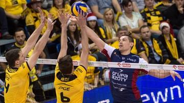 2015-12-05 PlusLiga: ZAKSA wygrała w Bełchatowie. Czarni nadal liderem
