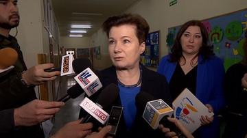 """12-05-2017 12:58 """"Nie czuję się winna"""". Gronkiewicz-Waltz nie stawi się przed komisją weryfikacyjną"""