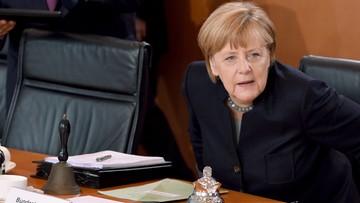 06-10-2016 22:19 Merkel po samokrytyce odzyskuje poparcie