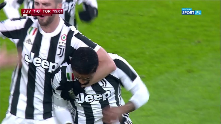 Juventus - Torino 2:0. Skrót meczu