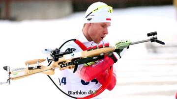 2017-01-05 Puchar Świata w biathlonie. Transmisja w Polsacie Sport