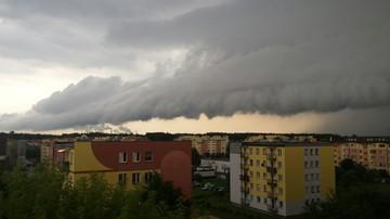 2017-06-28 Burza nadciągająca nad Bełchatów
