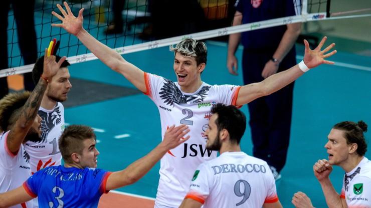 PlusLiga: Mistrz olimpijski w Jastrzębiu-Zdroju!