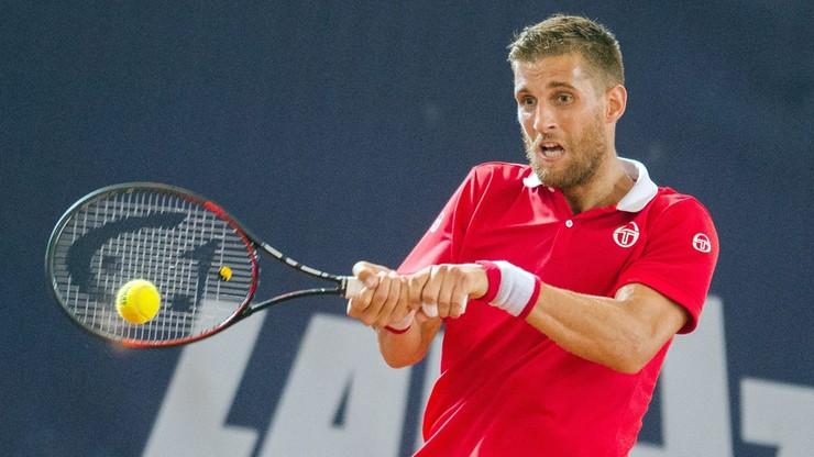 Turniej ATP w Hamburgu: Klizan pokonał w finale Cuevasa
