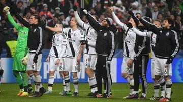 2016-12-08 Legia Warszawa zarobiła na boisku prawie 17,5 mln euro