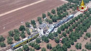 12-07-2016 22:17 Zderzenie pociągów we Włoszech. 25 ofiar