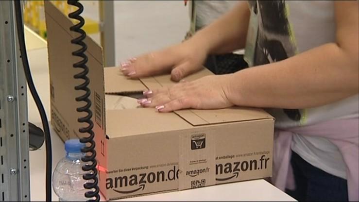 Amazon otworzy czwarte centrum logistyki  w Polsce. Powstanie w Kołbaskowie