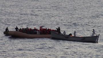 30-01-2016 12:51 Zatonęła łódź z uchodźcami na Morzu Egejskim. 33 ofiary, w tym pięcioro dzieci