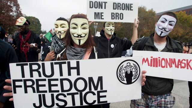 Hakerzy opublikowali dane rzekomych zwolenników Ku-Klux-Klanu