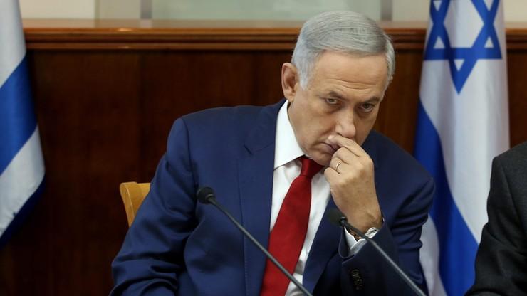 Premier Izraela zarzuca Iranowi przygotowywanie nowego Holokaustu