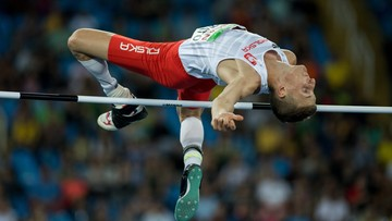 Paraolimpiada: drugi złoty medal dla Polski. I rekord świata w skoku wzwyż