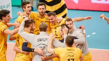 2016-11-09 Jastrzębski Węgiel - PGE Skra Bełchatów: Transmisja w Polsacie Sport
