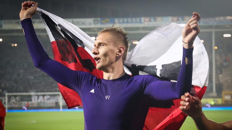 Przełamanie Teodorczyka! Anderlecht mistrzem