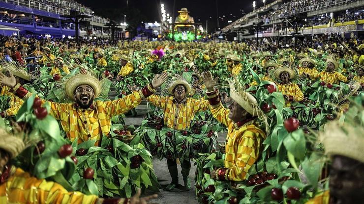 Zika nie odstraszyła. Milion turystów na karnawale w Rio