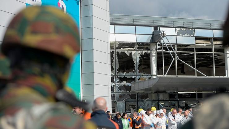 Belgijskie media: w metrze w Brukseli był drugi zamachowiec