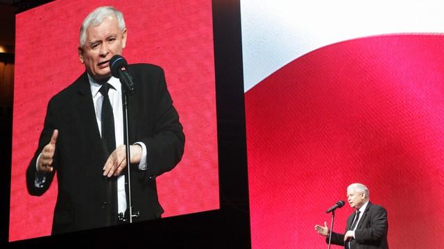 Kaczyński - to tylko akt dobrej woli, że Polska stosuje się do procedury KE