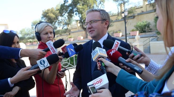 Szczerski: prezydenci Polski i Niemiec za spokojną dyskusją nt. odszkodowań