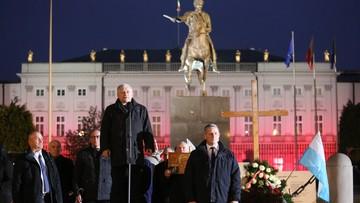 Prezes PiS o kontrmanifestacji: nowy wielki atak nienawiści