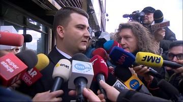 """Misiewicz odszedł z PiS. """"Wykorzystywano moje nazwisko do brudnej kampanii"""""""