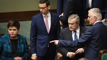 10-10-2017 14:29 Morawiecki: w przyszłym roku w budżecie 75 mld zł na cele społeczne