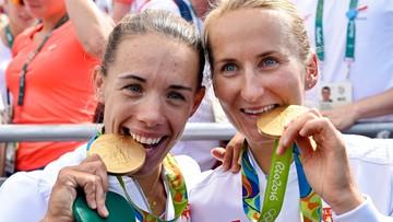 11-08-2016 16:21 Złoto i brąz polskich wioślarek na igrzyskach olimpijskich w Rio