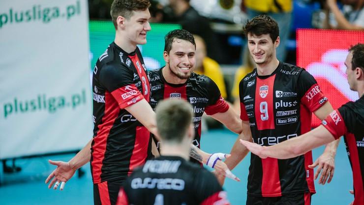 Cuprum Lubin - Asseco Resovia: Transmisja w Polsacie Sport