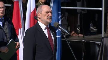 Szef MON do żołnierzy NATO: wasza obecność jest przejawem dążenia do agresji