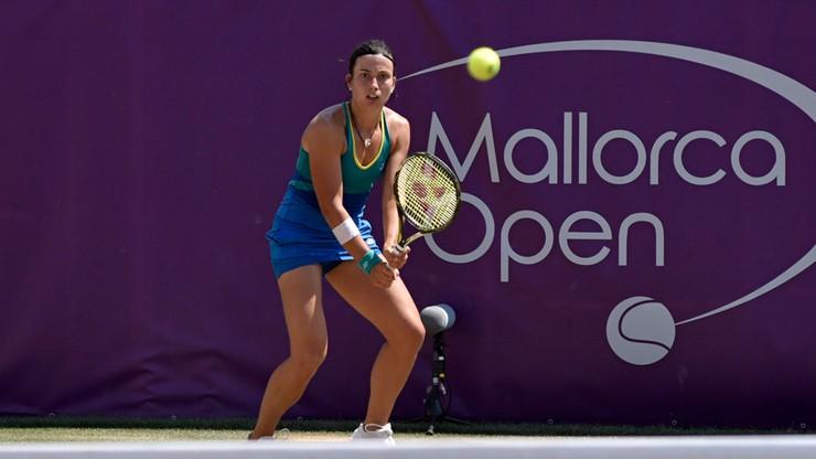 WTA w Calvii: Sevastova i Garcia w półfinale