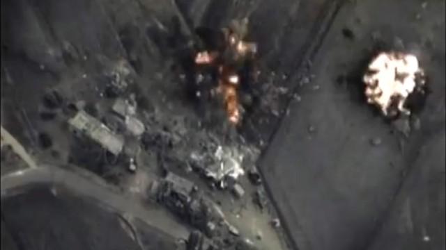 Rosyjskie naloty w Syrii trwają, mimo apeli Zachodu