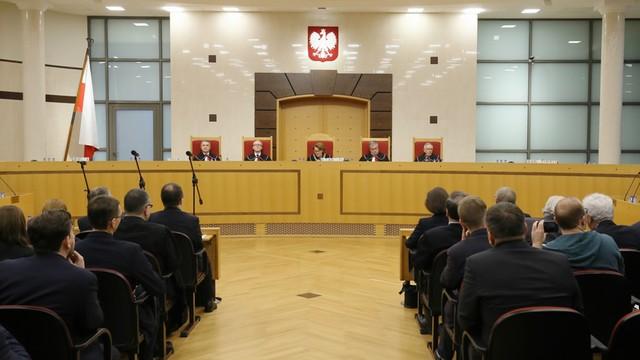 Karczewski: Po wakacjach ruszą prace nad nową ustawą o TK