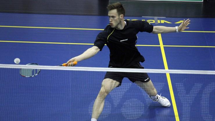 IE: Polak odpadł w 1/8 turnieju w badmintona