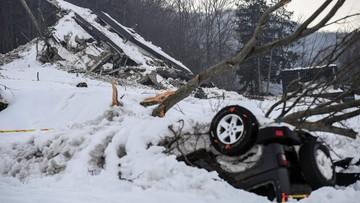 """28-01-2017 12:32 """"Komisja regularnie ostrzegała przed lawinami, ale rozwiązano ją"""". Włoskie media po katastrofie w Abruzji"""