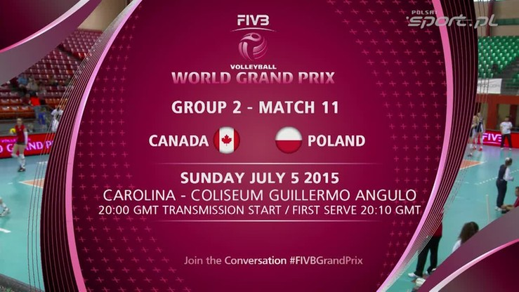 Kanada - Polska 1:3. Obszerny skrót meczu