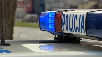 Wypadek autokaru z niemieckimi turystami. Zginął kierowca auta osobowego, z którym zderzył się autobus