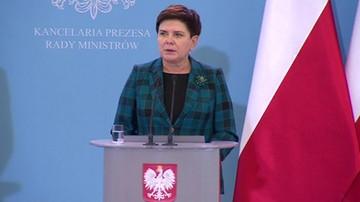 Premier: chcemy zająć się sprawą reparacji