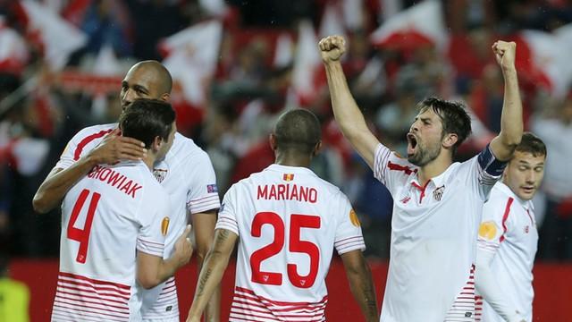 Liverpool i Sevilla w finale Ligi Europejskiej
