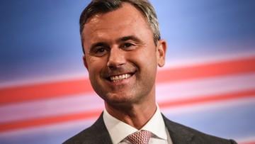 24-04-2016 20:49 Austria: kandydat skrajnej prawicy prowadzi w wyborach prezydenckich