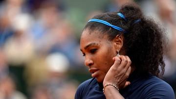 2016-06-04 French Open: Trzeci z rzędu turniej wielkoszlemowy bez triumfu Sereny Williams