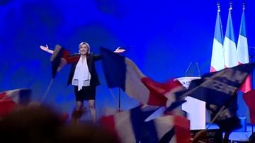 2017-04-23 Sylwetka Marine Le Pen