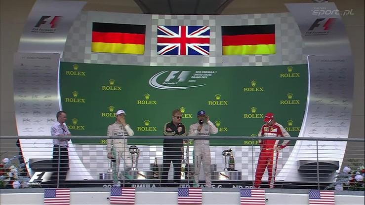 F1: Konferencja po GP USA. Elton John prowadzącym!