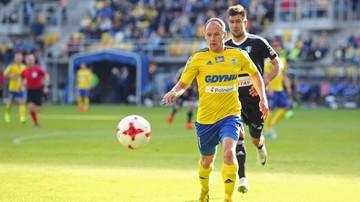 2017-06-21 Siemaszko przedłużył kontrakt z Arką Gdynia