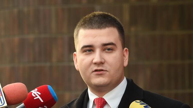 MON: Misiewicz jako szef gabinetu politycznego zarabiał ponad 12 tys. zł brutto