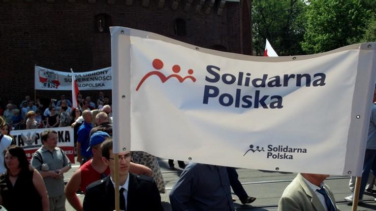 Solidarna Polska: chcemy weryfikacji wykorzystania funduszy UE w kampanii PO