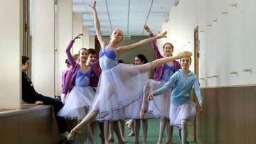 03-03-2016 21:41 Tak ćwiczą w najstarszej szkole baletowej w Moskwie