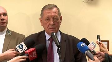 13-03-2016 16:07 Minister Szyszko: 1/3 nadleśnictw w Puszczy Białowieskiej bez ingerencji człowieka