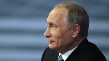 18-04-2016 21:32 Putin rozmawiał z Obamą na temat Syrii i Ukrainy