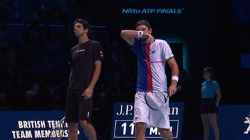 2017-11-17 ATP Finals: Porażka Kubota i Melo na zakończenie fazy grupowej