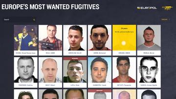 """31-01-2016 18:52 """"Europe's Most Wanted Fugitives"""" - ruszyła nowa strona internetowa z najbardziej poszukiwanymi przestępcami w Europie"""