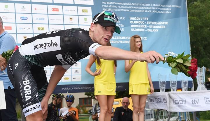 Dookoła Turcji: Bennett wygrał trzeci etap z rzędu