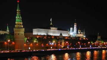 """15-02-2017 12:46 """"Nie wierzcie doniesieniom gazet"""". Kreml podważa informacje o kontaktach ekipy Trumpa ze służbami Rosji"""